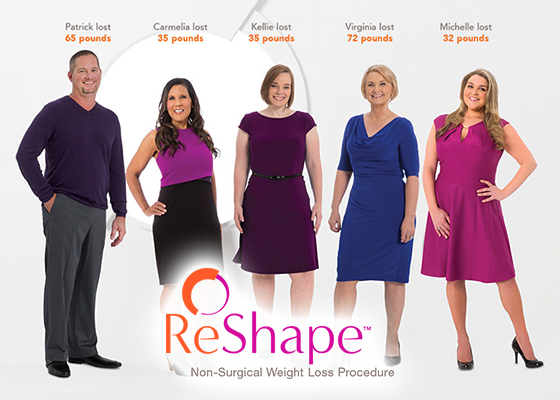 ReShape™ Non-Surgical Weight Loss